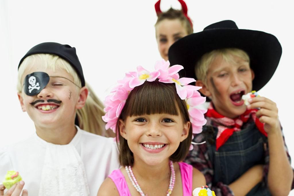Motto Schatzsuche Kindergruppe