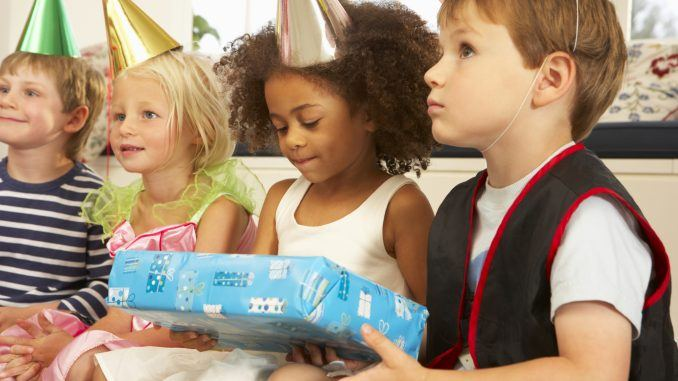 schatzsuche kindergeburtstag 7 jahre fest