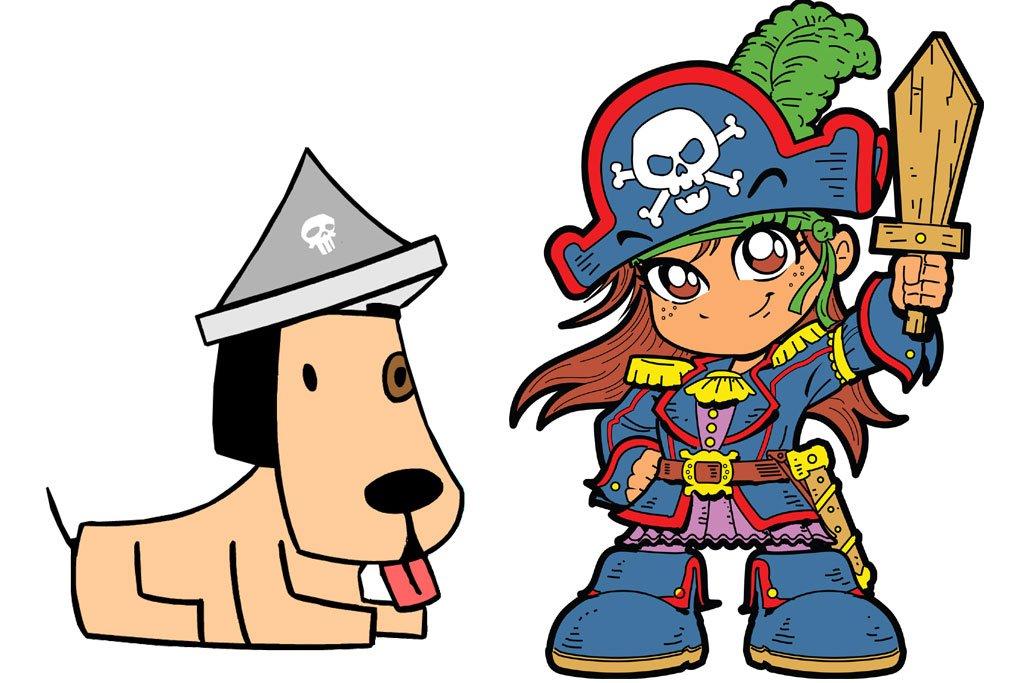 piraten spiele für kinder