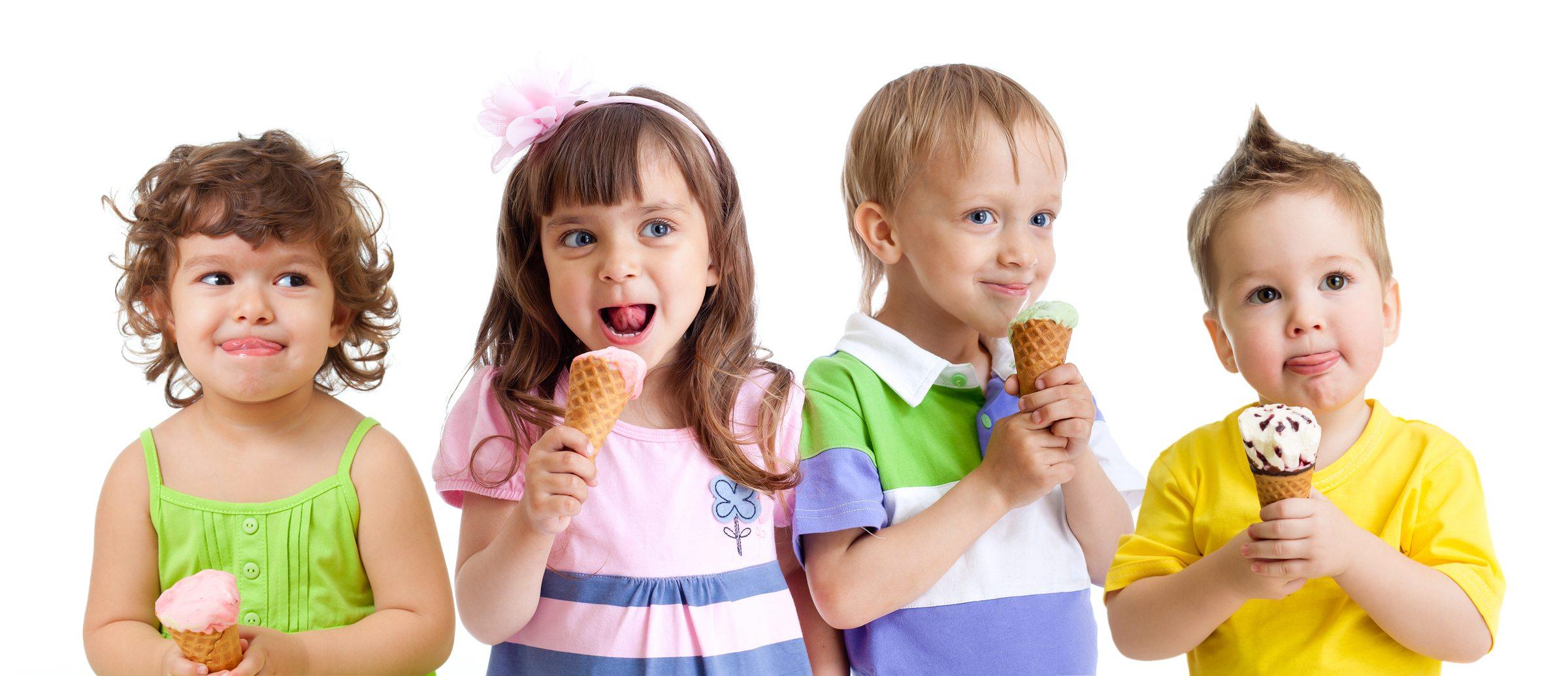 kindergeburtstag mit spiel und eis
