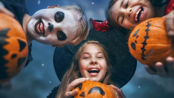 halloweenparty spiele